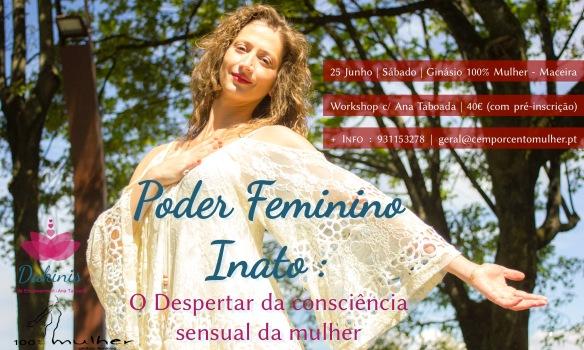 PoderFeminino-100%Mulher